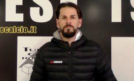 Massese - Sangiovannese 1 - 1. Intervista ad A. Mariotti del 17/02/19