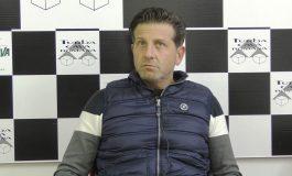 Conferenza stampa di P. Malfanti prima di Bastia - Massese. Del 22/02/19