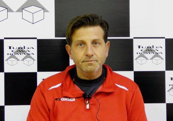 Conferenza stampa di P. Malfanti prima di Massese - Aglianese. Dello 01/03/19