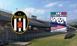 Massese - New York Stars S. C. 5 - 0. Highlights dello 09/03/19