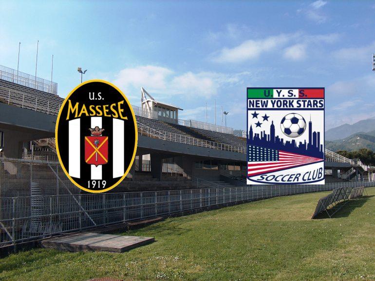 Massese – New York Stars S. C. 5 – 0. Highlights dello 09/03/19
