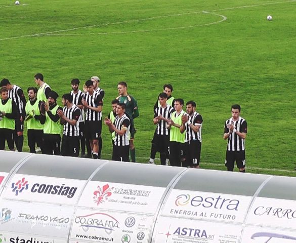 Scandicci - Massese 2 - 0. Highlights di Umberto Meruzzi dello 07/04/19