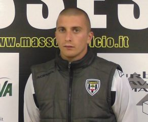 Massese - Viareggio 2014 0 - 0. Video-intervista a M. Cipriani del 14/04/19