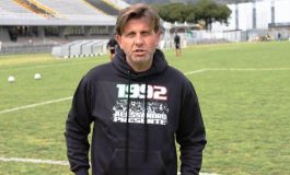 Massese - Viareggio 2014 0 - 0. Video-intervista a P. Malfanti del 14/04/19