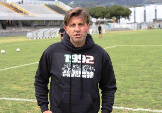 Massese - Seravezza 1 - 2. Video intervista a P. Malfanti del 28/04/19