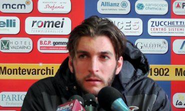 Aquila Montevarchi - Massese 2 - 0. Video intervista a S. Biagi dello 05/05/19