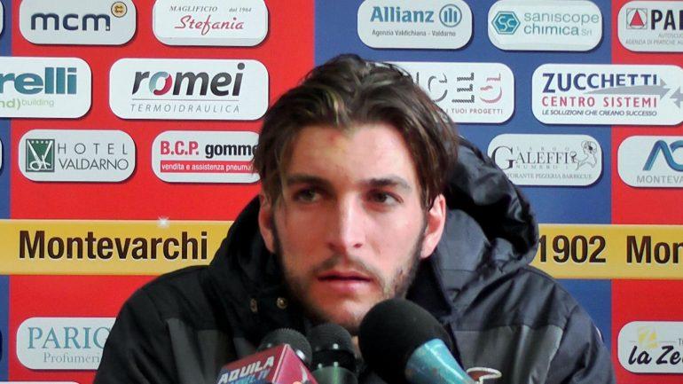 Aquila Montevarchi – Massese 2 – 0. Video intervista a S. Biagi dello 05/05/19