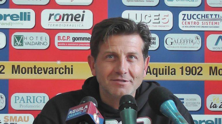 Aquila Montevarchi – Massese 2 – 0. Video intervista a P. Malfanti dello 05/05/19