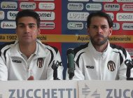 Aquila Montev. - Massese 2 - 0. Video intervista a T. Pedruzzi ed A. Mariotti dello 05/05/19