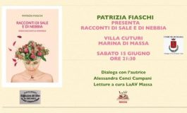 A Villa Cuturi presentazione del nuovo libro di Patrizia Fiaschi