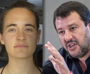 """Salvini e il """"simbolo"""" Sea Watch"""