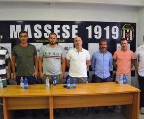 Presentato lo staff tecnico della Massese 2019/20
