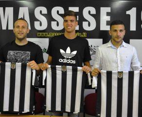 Calciomercato Massese: ancora quattro arrivi.