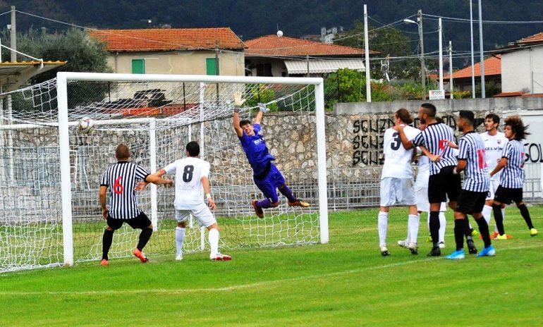 Massese – Cascina 2 – 1. Highlights senza commento di Umberto Meruzzi del 22/09/19