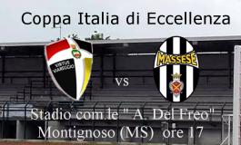 Domani il ritorno del primo turno di Coppa Italia