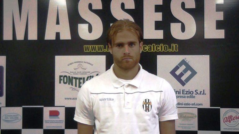 Massese – San Marco Avenza 0 – 0. Video intervista esclusiva  a M. Barbero. Dello 06/10/19