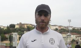 Fucecchio - Massese 2 - 0. Video intervista a L. Collacchioni. Del 13/10/19