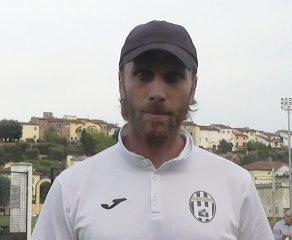 Fucecchio - Massese 2 - 0. Video intervista a L. Collacchioni. Del 13/10/19
