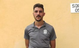 Fucecchio - Massese 2 - 0. Video intervista a L. Sciapi. Del 13/10/19