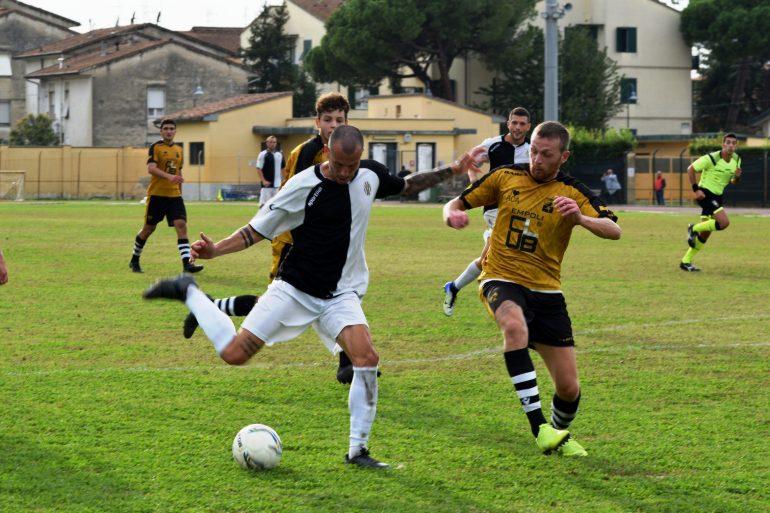 Fucecchio – Massese 2 – 0. Highlights senza commento di Umberto Meruzzi del 13/10/19