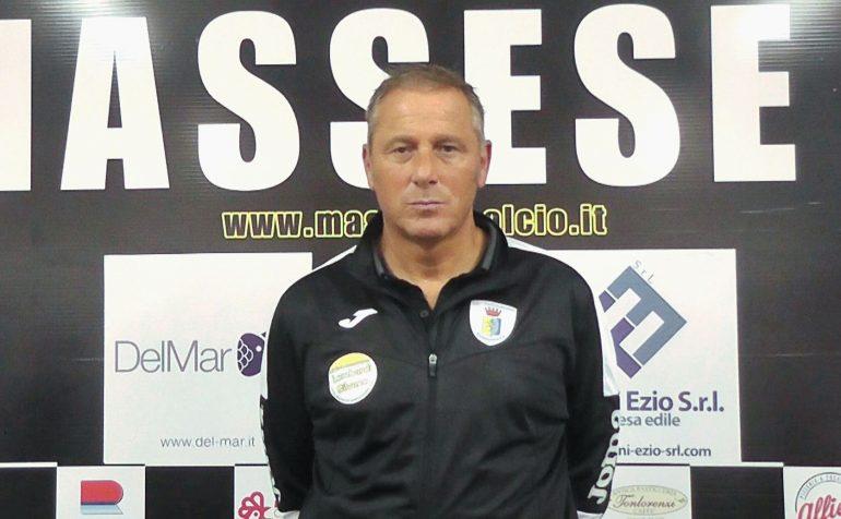 Massese – Castelnuovo Garfagnana 0 – 1. Video Intervista di Umberto Meruzzi ad A. Cardella. Del 20/10/19