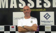 Massese - Castelnuovo Garfagnana 0 - 1. Video Intervista di Umberto Meruzzi a M. Gassani. Del 20/10/19