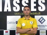 Massese – Castelnuovo Garfagnana 0 – 1. Video Intervista di Umberto Meruzzi a D. Pieroni. Del 20/10/19