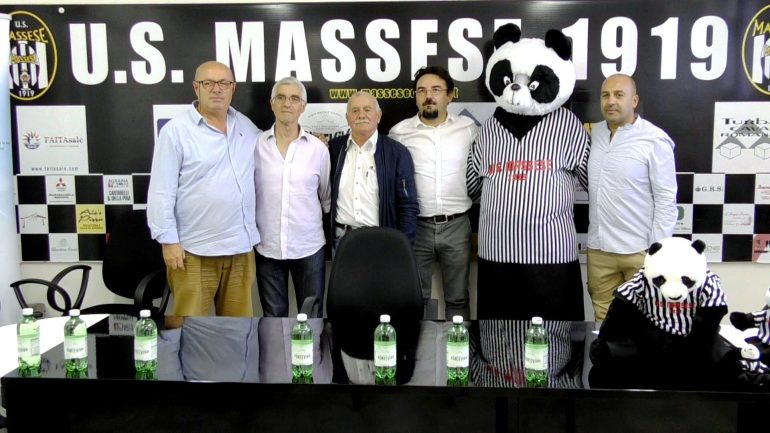 ESCLUSIVA QA: conferenza stampa integrale di presentazione della sponsorizzazione di Fonteviva e della mascotte. Dello 05/10/19