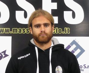 Massese - San Marco Avenza 0 - 1. Video intervista di Umberto Meruzzi a M. Barbero dello 06/11/19