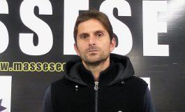 Massese - San Marco Avenza 0 - 1. Video intervista esclusiva di Umberto Meruzzi a Stefano Turi dello 06/11/19