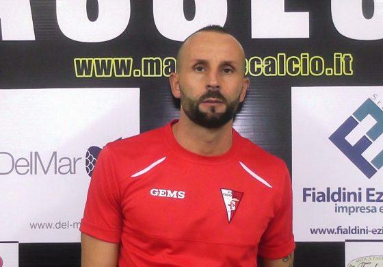 Massese - Cuoiopelli 0 - 2. Video intervista esclusiva a Massimiliano Giglioli dello 03/11/19