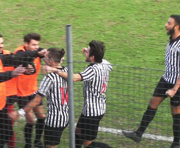 Pontremolese - Massese 0 - 1. Highlights senza commento di Umberto Meruzzi del 10/11/19.