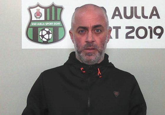Pontremolese - Massese 0 - 1. Video intervista di Umberto Meruzzi a M. Gassani del 10/11/19
