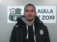 Pontremolese - Massese 0 - 1. Video intervista di Umberto Meruzzi a D. Kthella del 10/11/19