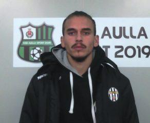Pontremolese - Massese 0 - 1. Video intervista di Umberto Meruzzi a D. Kthella del 10/11/19