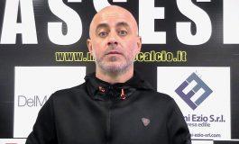 Massese - Camaiore sospesa. Video intervista di Umberto Meruzzi a M. Gassani del 17/11/19