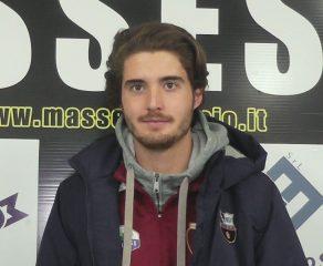 Massese - Camaiore 1 - 2. Video intervista di Umberto Meruzzi a L. Barsotti del 27/11/19