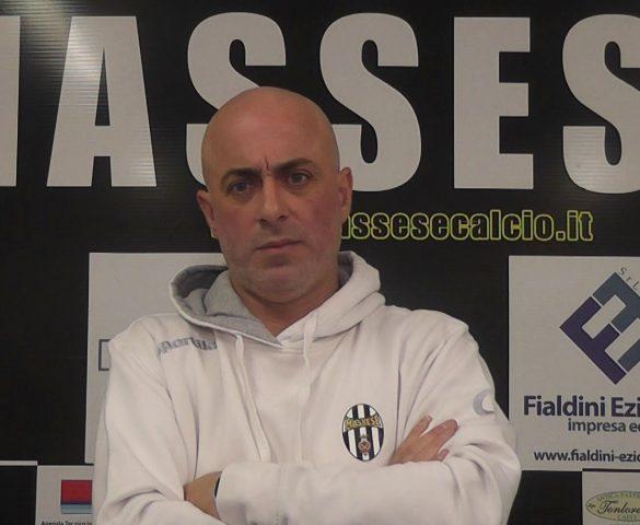 Massese - Camaiore 1 - 2. Video intervista di Umberto Meruzzi a M. Gassani del 27/11/19