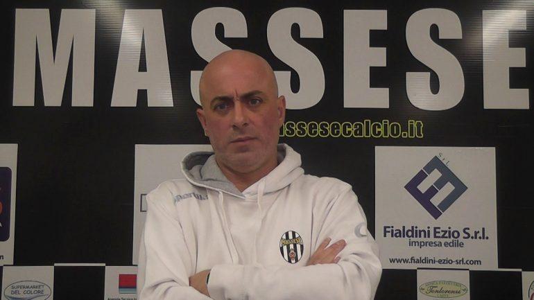Massese – Camaiore 1 – 2. Video intervista di Umberto Meruzzi a M. Gassani del 27/11/19