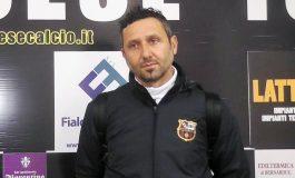 Massese - Camaiore 1 - 2. Video intervista di Umberto Meruzzi a R. Moriani del 27/11/19