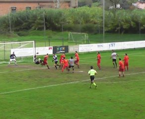 San Miniato Basso – Massese 1 – 1. Highlights senza commento di Umberto Meruzzi del 24/11/19