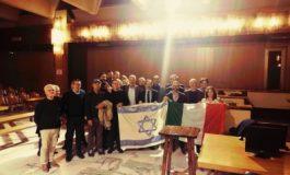 MASSA - Pubblico delle grandi occasioni per l'Associazione Italia-Israele Massa Carrara