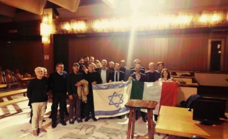 MASSA – Pubblico delle grandi occasioni per l'Associazione Italia-Israele Massa Carrara