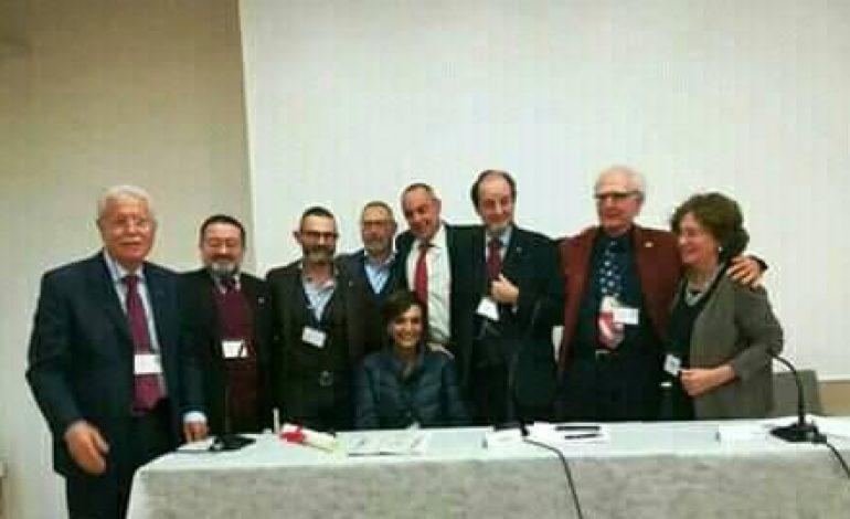 """Battesimo"" a Roma per l'Associazione Italia – Israele Massa Carrara"