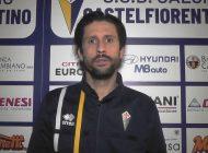 Castelfiorentino - Massese 1 - 2. Video intervista di U. Meruzzi a S. Olivieri dello 08/12/19