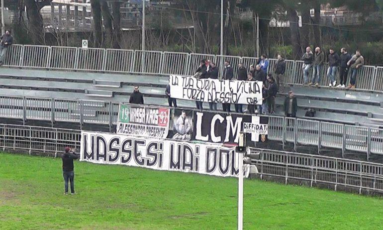 Massese – Valdinievole Montecatini 0 – 1. Highlights senza commento di Umberto Meruzzi del 15/12/19