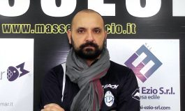 Massese - Valdinievole Montecatini 0 - 1. Video intervista di Umberto Meruzzi a C. Mucedola del 15/12/19