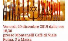 MASSA - Aperitivo con l'Associazione Apuana Italia-Israele Massa Carrara