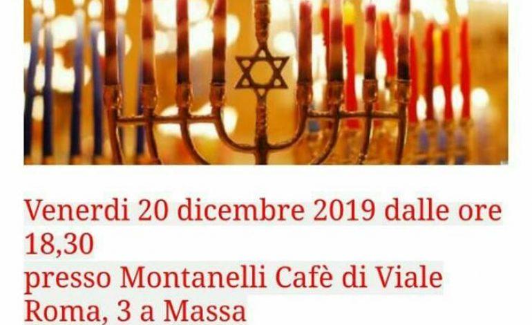 MASSA – Aperitivo con l'Associazione Apuana Italia-Israele Massa Carrara