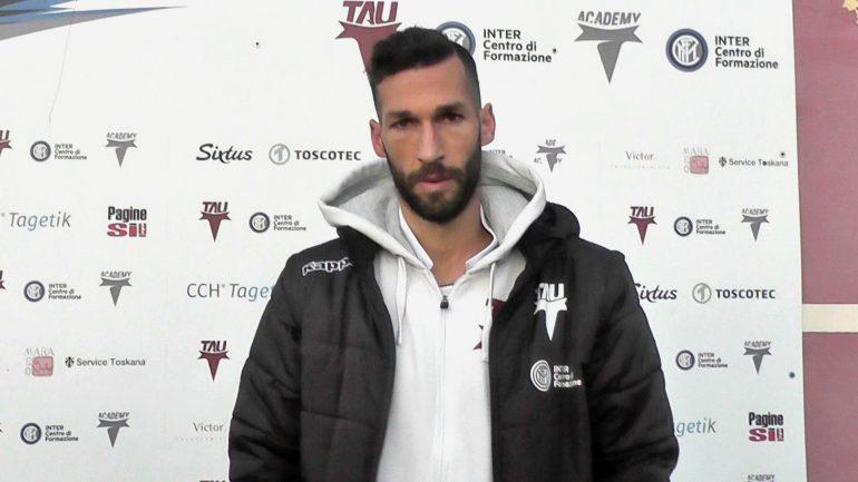 Tau Altopascio – Massese 4 – 0. Intervista di Umberto Meruzzi a F. Mengali dello 05/01/20